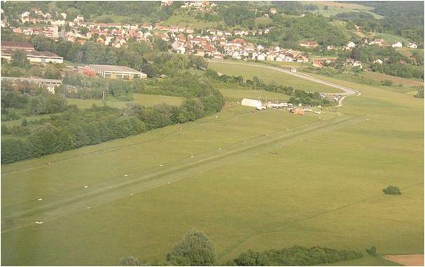 Aerodrom panorama